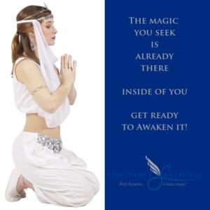 Awaken The Inner Genie